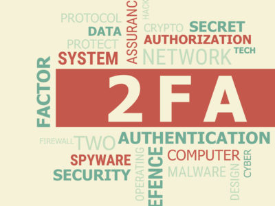 2FA A major tool for your security